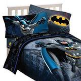 4pc Dc Comics Batman Doble Lecho Set Guarda Velocidad X14