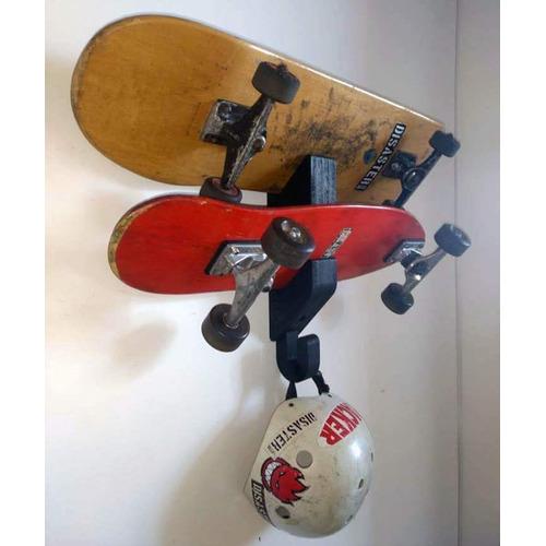 Suporte Para Skate (2 Lugares)