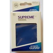 Ultimate Guard Supreme Ux Micas Standard Size Blue - Azul