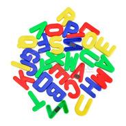 Set Letras Imanadas Para Niños Juguetes Didácticos Juegos