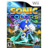 Sonic Colors (nuevo) - Nintendo Wii