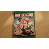 Xbox One Videojuego Battleborn Nuevo!