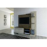 Rack Mesa Tv Modular Modulares Lcd Led Mueble Comedor Divino