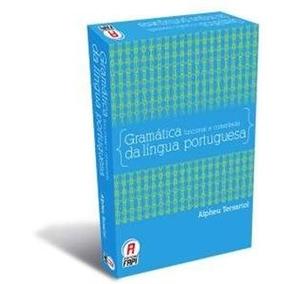 Gramática Funcional E Comentada Da Língua Portuguesa - Fapi