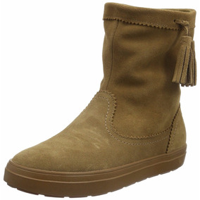 Bota Mujer Crocs Lodgepoint Suede