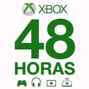 Xbox Live 48 Horas Membresia 2 Días Código Envío Gratis