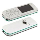Nokia 7500 Prism White International Version Desbloqueado Si