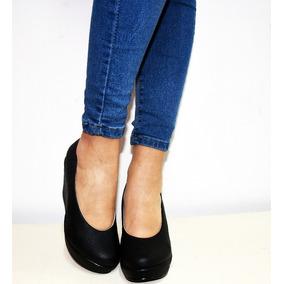 Stilettos Zapatos Taco Chino Dama Mujer Plataforma 10c