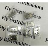 Kit 20 Conector Carga Usb Samsung J100 J1 J3 J320 J500 J5