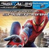 The Amazing Spider-man Hombre Araña Ps3 Exclusivo Digittales