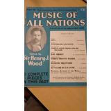 Antigua Partitura Revista Años 20 Music Of All Nations Uk