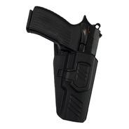 Pistolera Externa Nivel 2 Pasa Cinto Bersa Tpr9