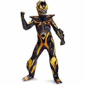Disfraz Chico Transformers Bumblebee *envío Gratis