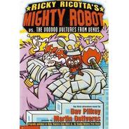 Ricky Ricotta Y El Poderoso Robot Contra Los Buitres Vudu De