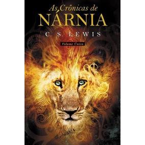 Livro As Cronicas De Narnia (lacrado)