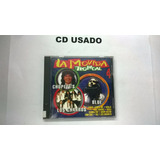 Cd La Movida Tropical - Chupete/charros/blue/grupo Sol
