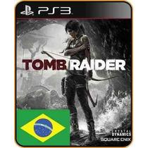 Tomb Raider 2013 Português Ps3 Psn Envio Imediato