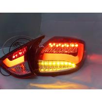 Calaveras Mazda Cx5 Con Leds Rojas 12-15 (precio X Par)