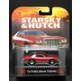 ´76 Ford Gran Torino Starsky & Hutch Ruedas Goma Hot Wheels