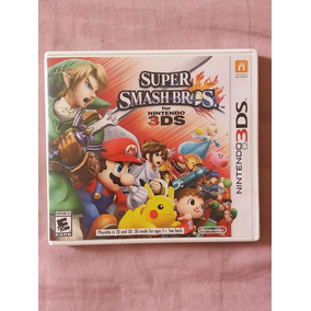Smash Bros For 3ds