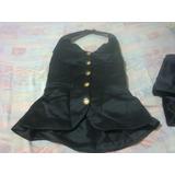 Conjunto Ragalado Elegante Talla S Blusa- Pantalon