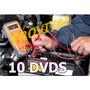 Curso Eletricista Automotivo Elétrica Vídeo Aulas 10 Dvds