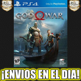 God Of War 4 Iv Ps4 Latino Playstation 4 Digital 2° 50% Off