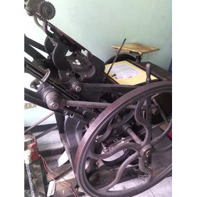 Maquina Chandler 10 X 15 De 1828 Liquido!!!