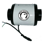 Turbina Extractor 4^ Cultivo Indoor Cooler Fan - Olivos Grow