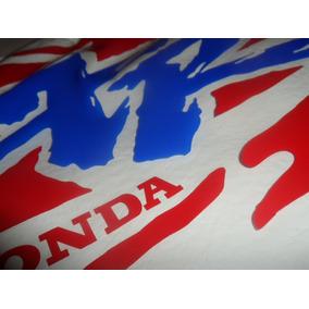 Funda De Tanque Honda Xr 600r 1993-94, Envios A Todo El Pais