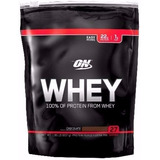 On Whey 100% Of Protein 837g Refil - Chocolate On /optimum