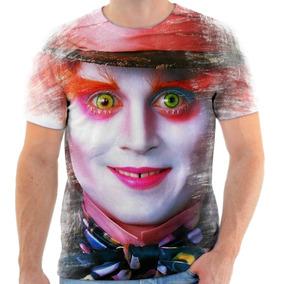 Boneco Chapeleiro Maluco Johnny Depp - Camisetas e Blusas no Mercado ... d1e4d469684
