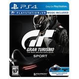 Gran Turismo Sport - Edición Limitada - Playstation 4