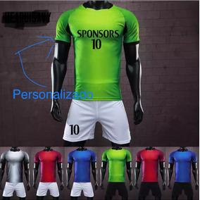 Uniformes De Futbol Personalizados Impresos - Envio Gratis 104e57f8a575f