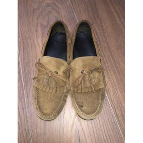 Zapatos Mocasines Massimo Dutti Talla 28.5