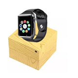 Relógio Bluetooth Smartwatch Gear Chip A-1 Iphone E Android
