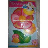 Calcomania Sticker Para Decorar Flores Cotillon