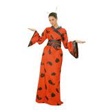 Disfraz Mujer Japonesa Cachivaches Mujeres Disfraces Vestido