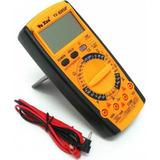 Tester Multimetro Digital Yaxun Yx9205a C/sonido Continuidad