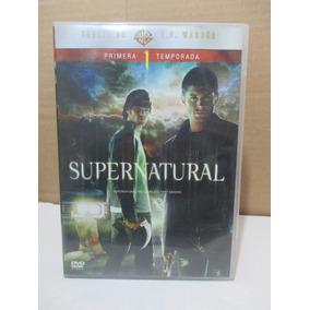 Supernatural Primera Temporada Completa Dvd