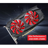 Placa Video Radeon Hd6850 2gb Ddr5 256 Bit Ideal Para Games!