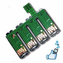 Chip Ciss 69 Epson Nx110 Nx215 Nx400 Wf310 Wf40 Cx9400 Y Mas