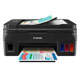 Impresora Canon Multifuncional Pixma G-4100 Tinta Color