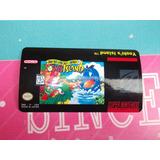 Etiquetas Labels Super Nintendo Snes N64 Nes Plastificadas