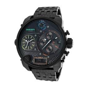Relógio Luxo Diesel Dz7266 Digital Analogico Gigante Ref0069