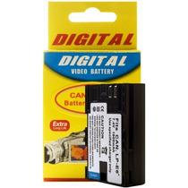 Bateria Para Câmera Digital Canon 60d Eos 5d Mark Ii Lp-e6