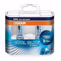 Lâmpada H4 Cool Blue Super Branca Efeito Xenon 12v Osram