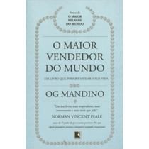 O Maior Vendedor Do Mundo Livro Og Mandino