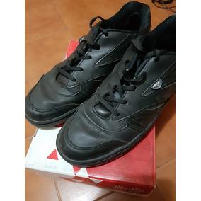 Zapatillas Negras Gaelle Tenis M Jimbo 3727