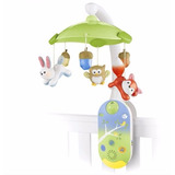 Carrusel Bebe Proyector 2 En 1 - Fisher Price